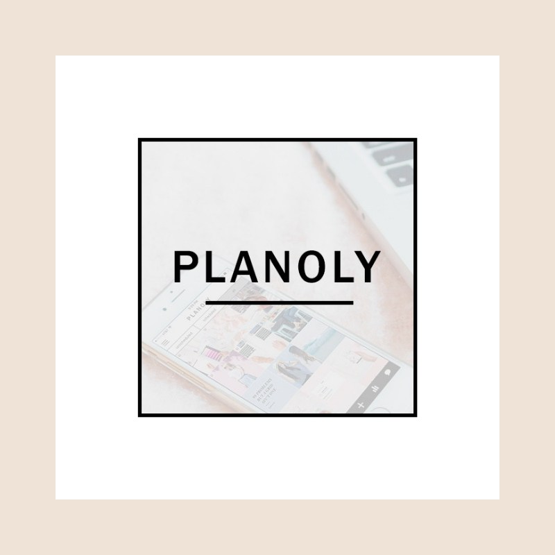 Planoly Social Media Scheduling