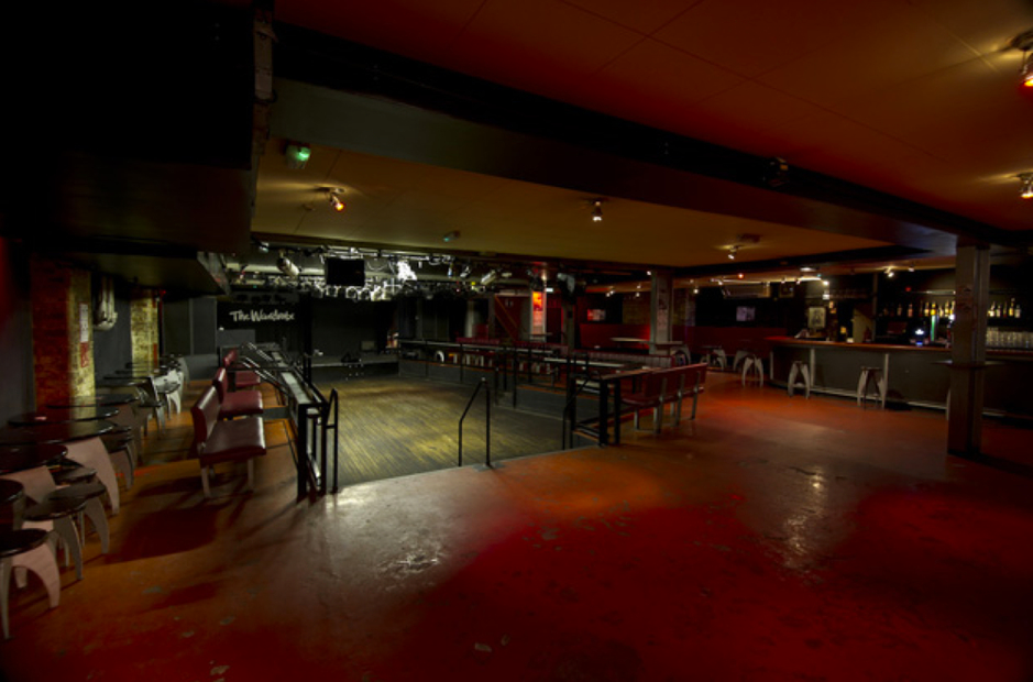 The Wardrobe Venue - Downstairs at The Wardrobe will play host to 3 panels on the day, seating around 150 people at full capacity, with more standing space behind should you miss out on a seat.