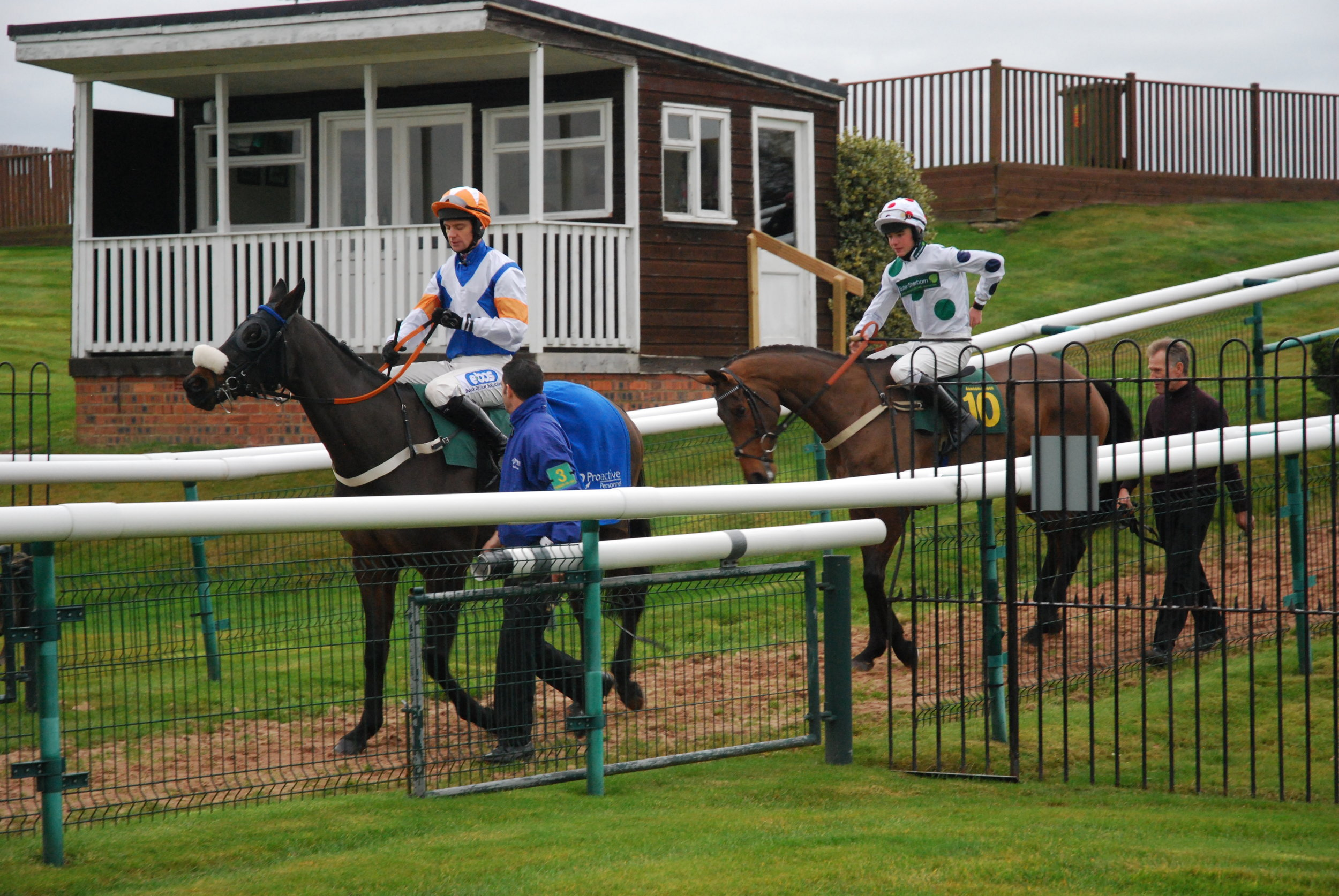 Bangor-on-Dee racecourse