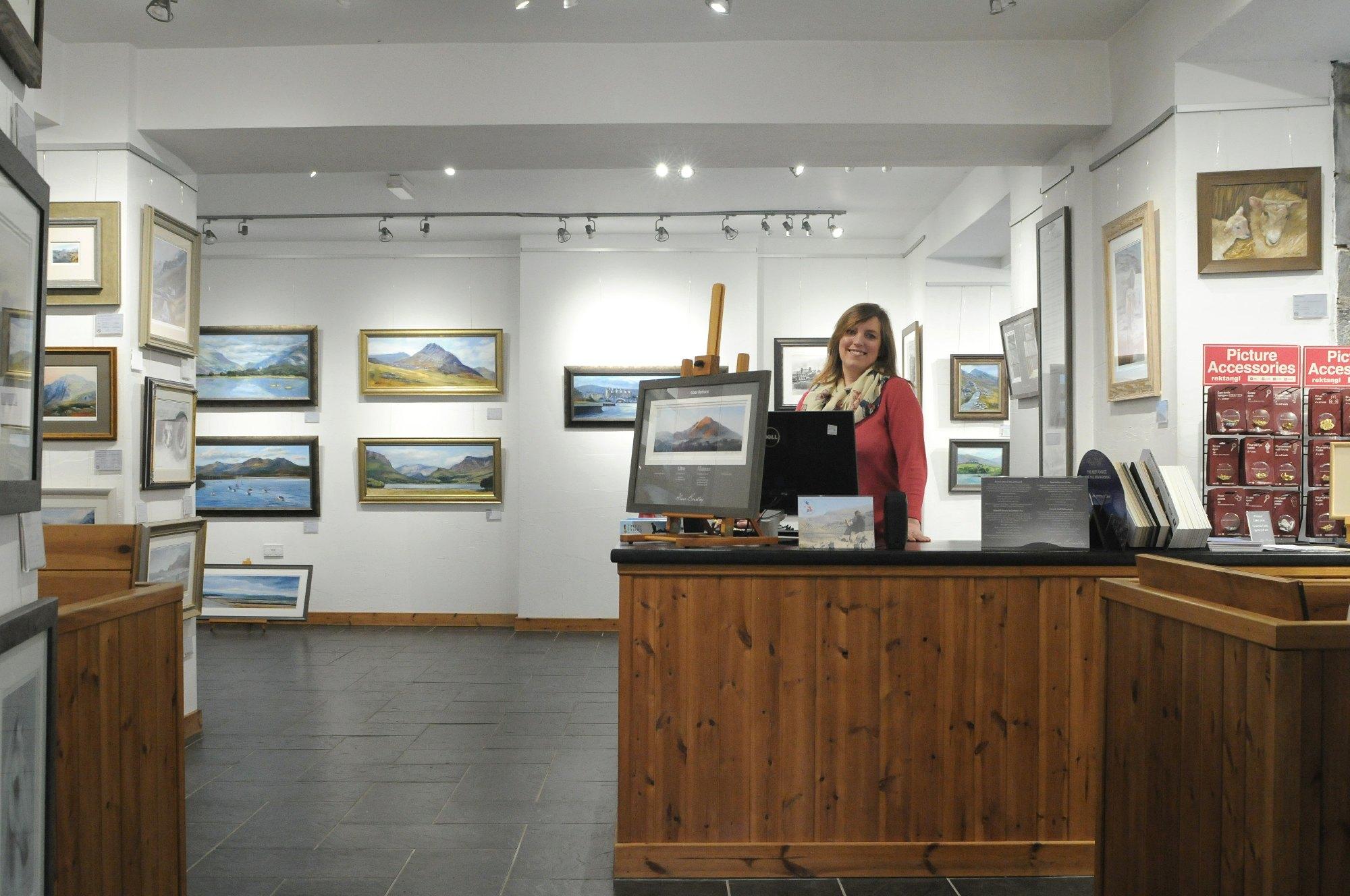 Alison Bradley Gallery Betws-y-coed