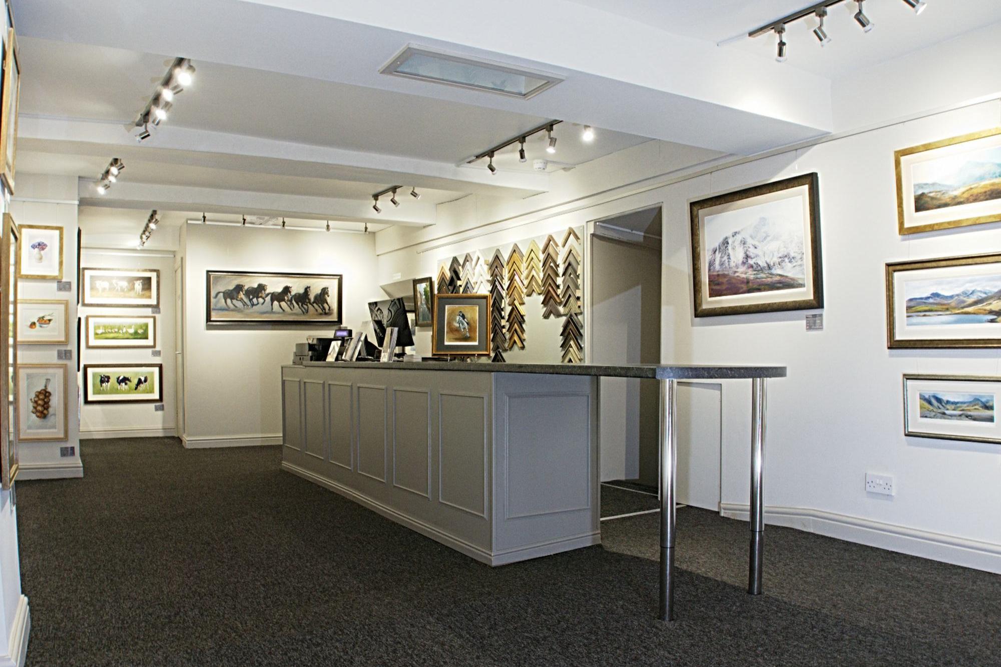 Alison Bradley Gallery Chester