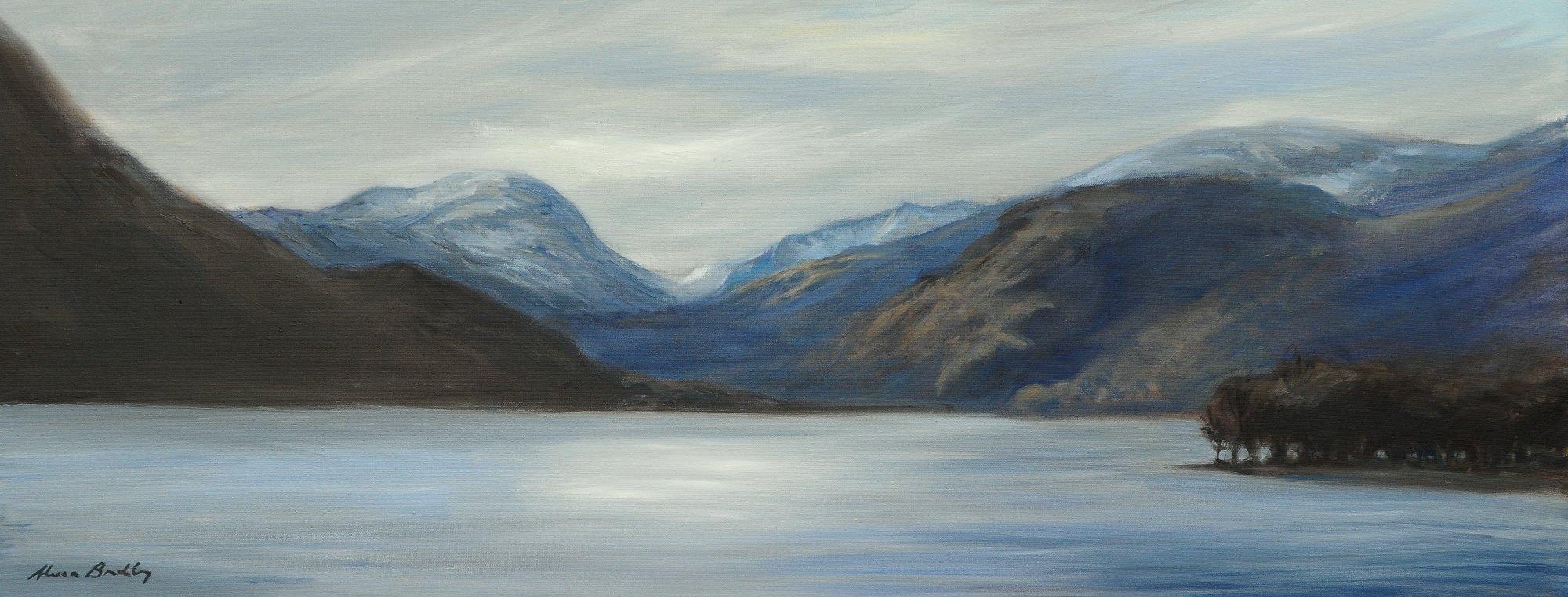 Winter Light, Ullswater