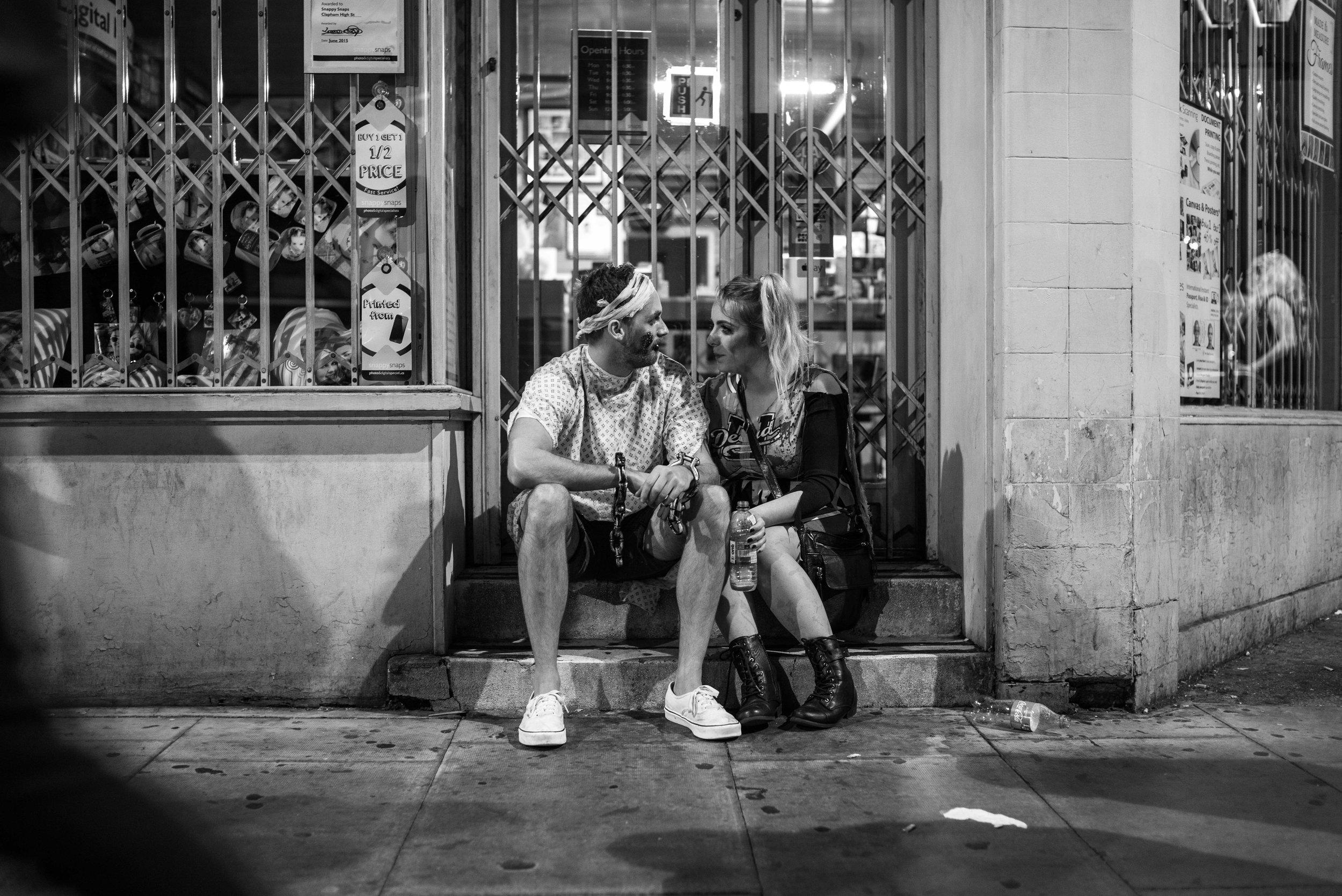 High street romantics