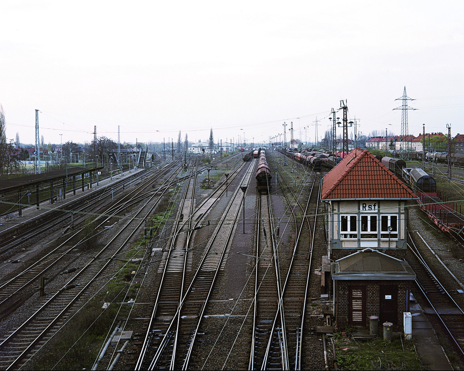 Of tracks and travel