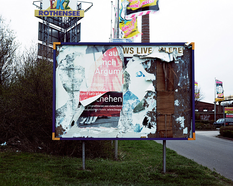 Confused Billboard