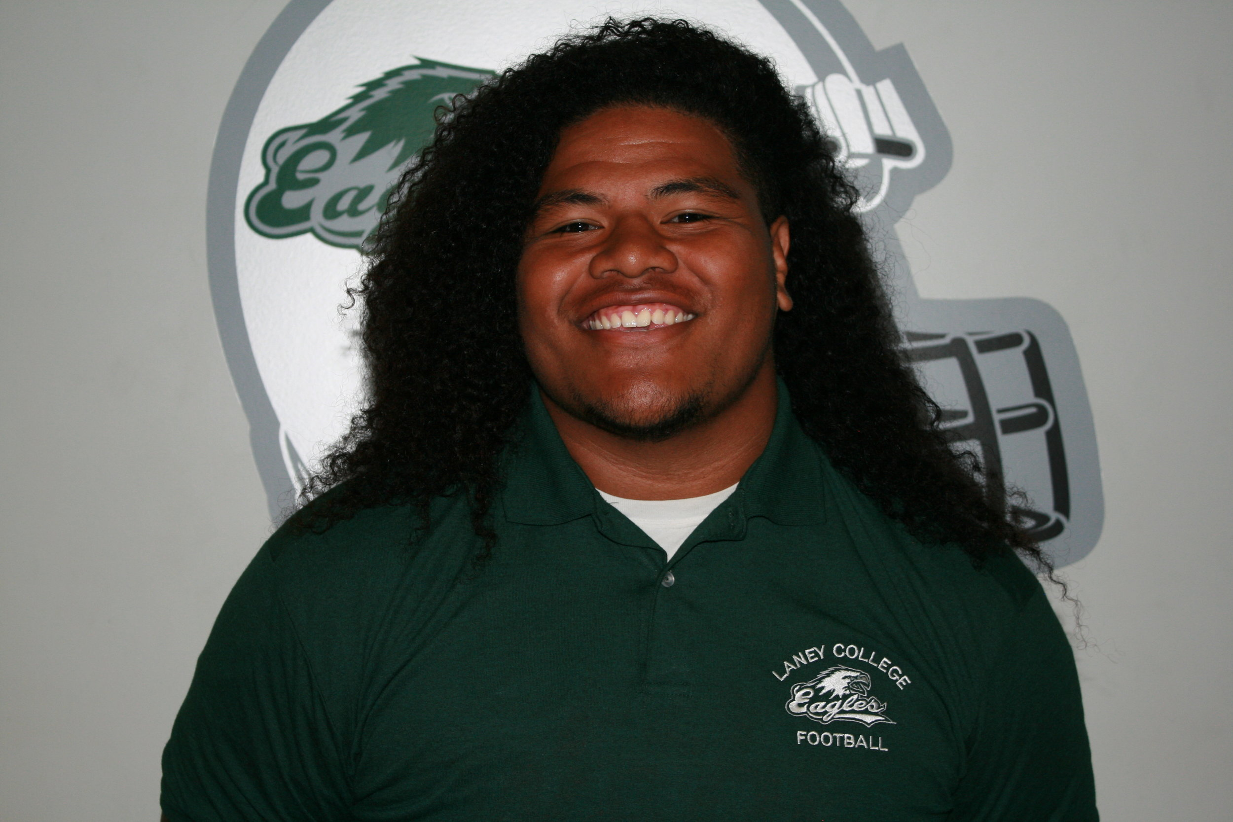 Defensive Player of the Game - DL Sione Mesui