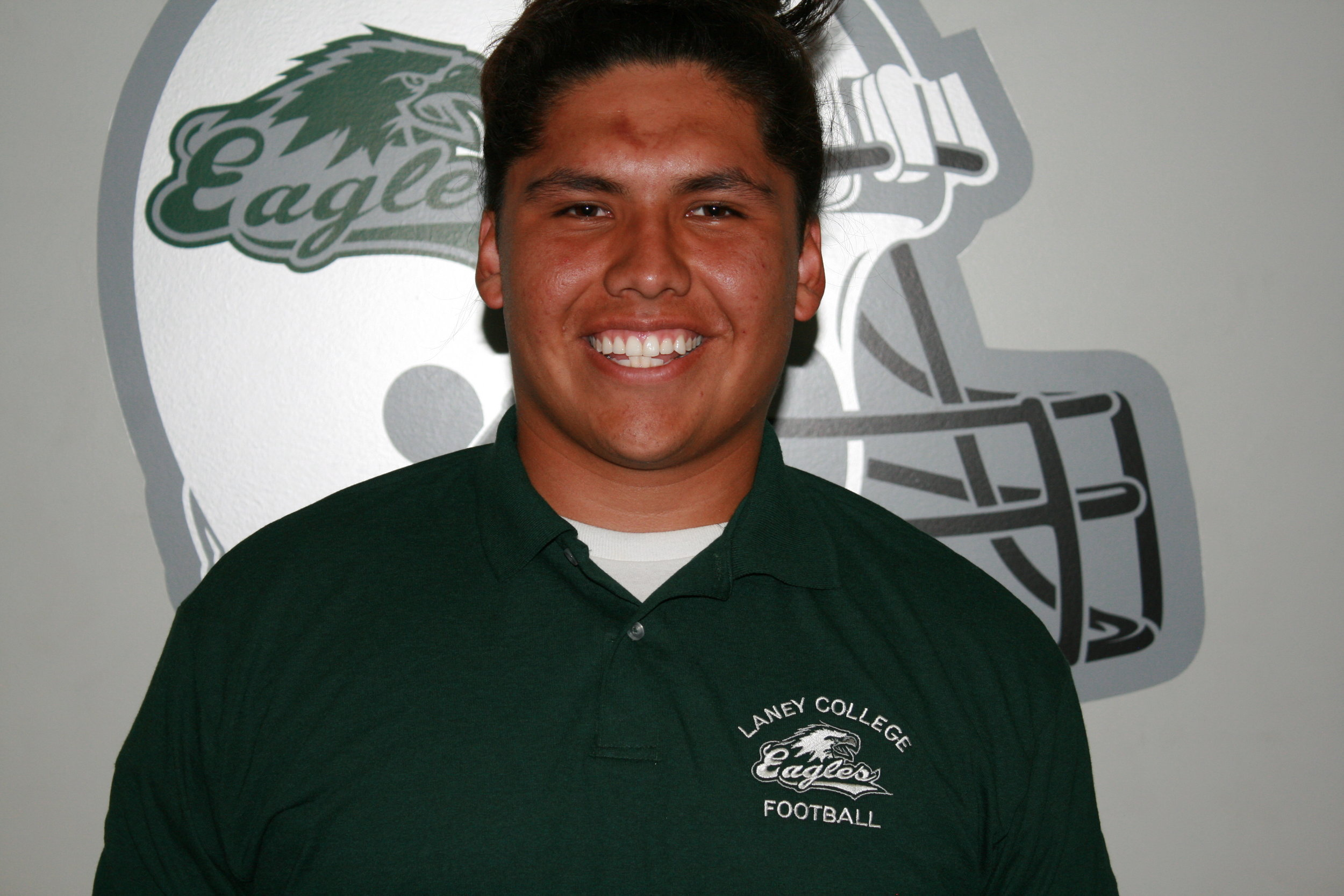 Lineman of the Game - DL Leo Rodriguez