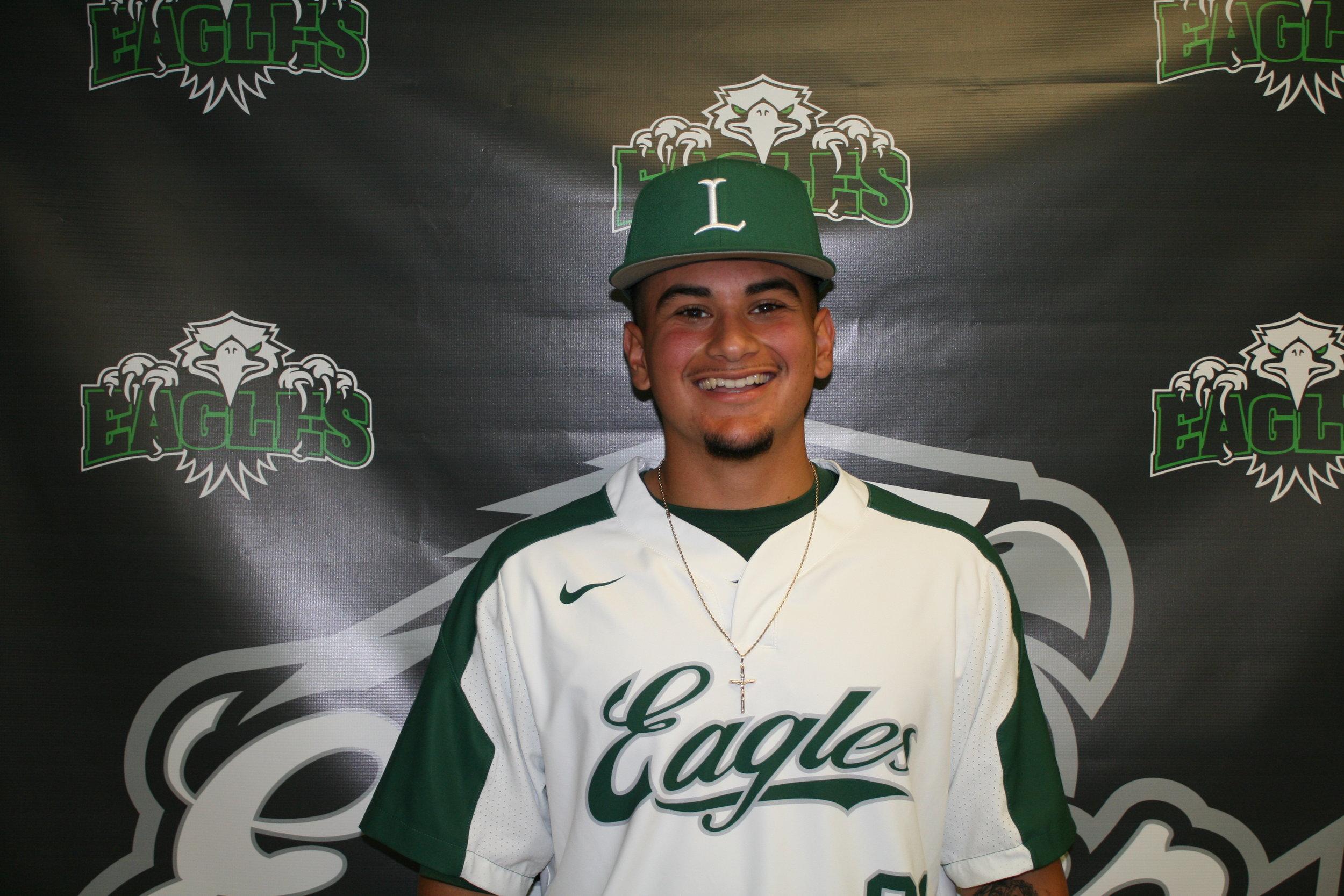 #21 P Ricardo Hernandez  6'0 / 190  R / R  DeAnza High School / Richmond, CA