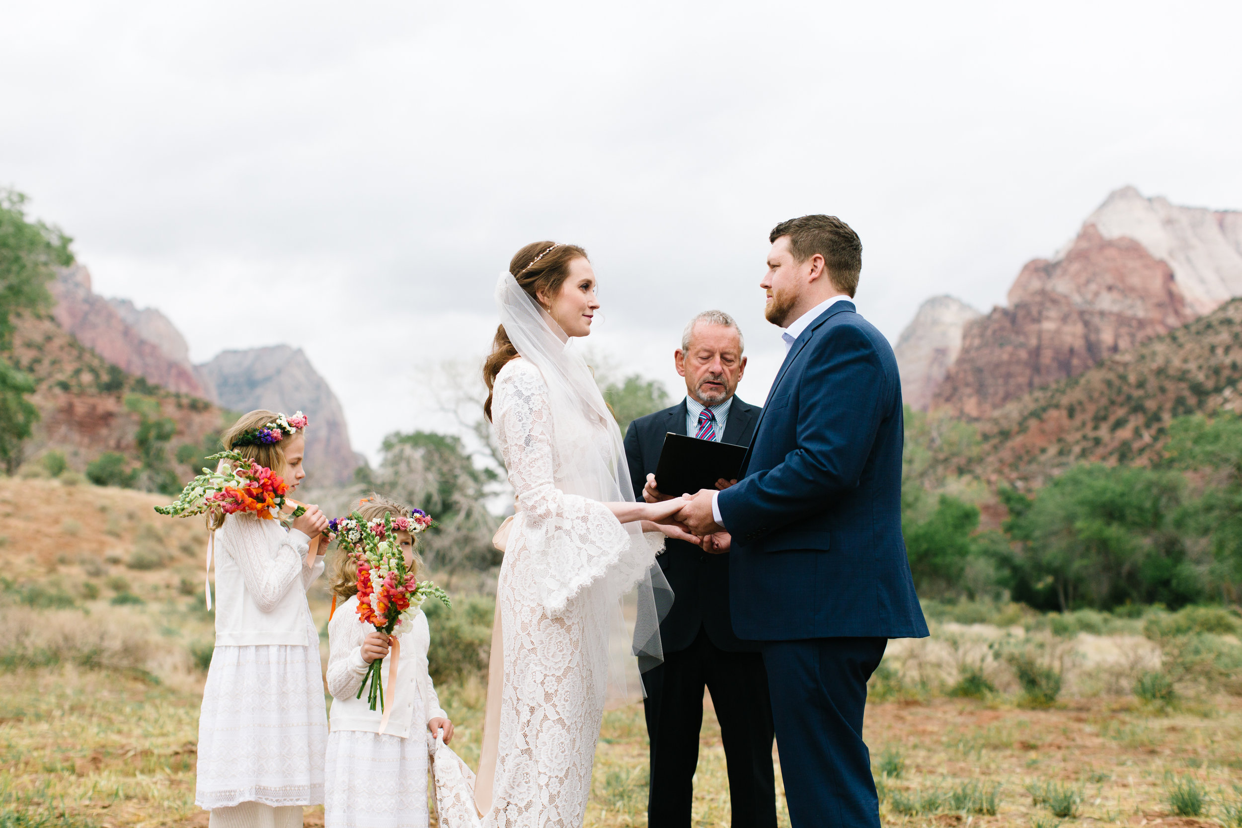 Zion National Park Wedding Photographer
