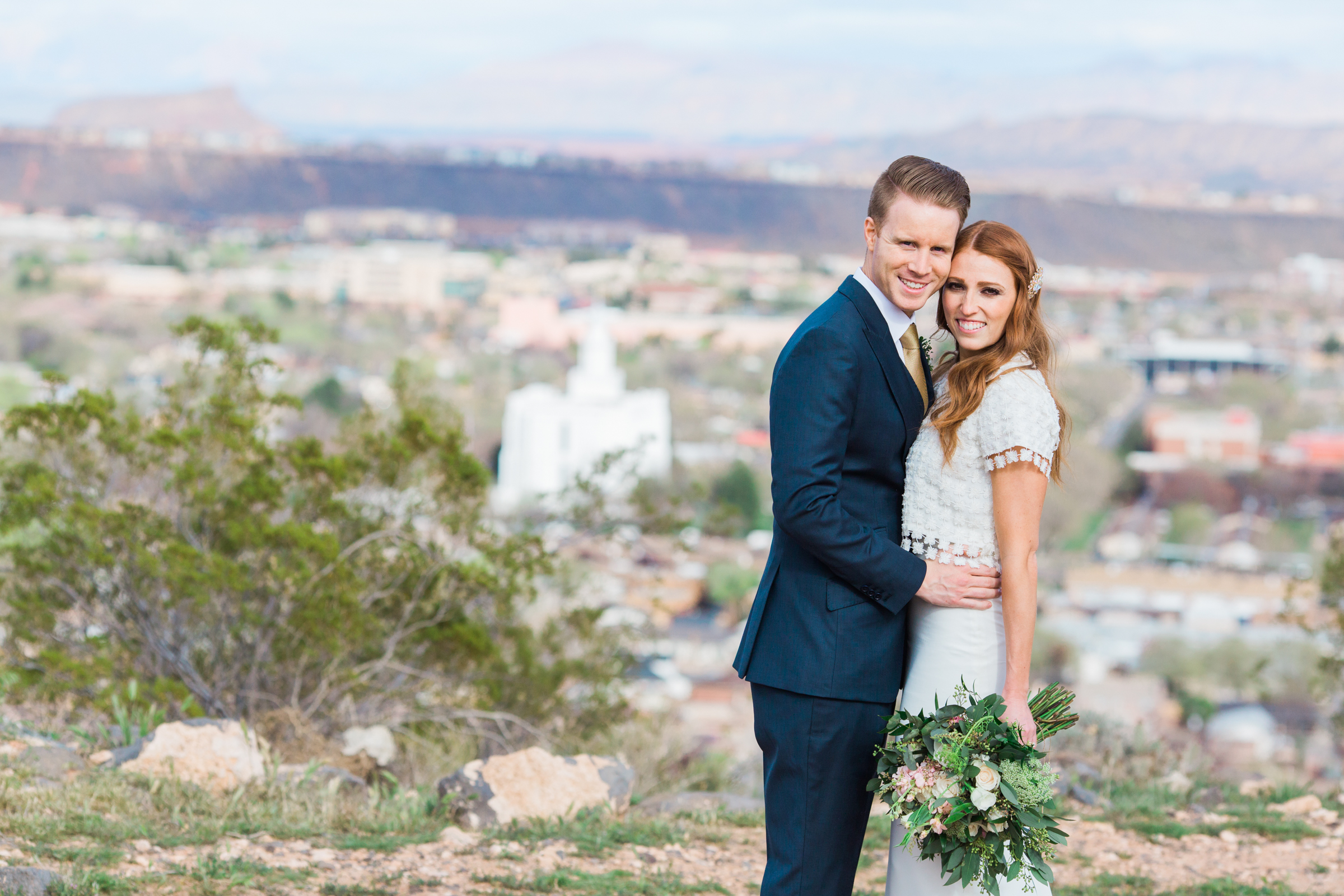St. George Wedding Photographer