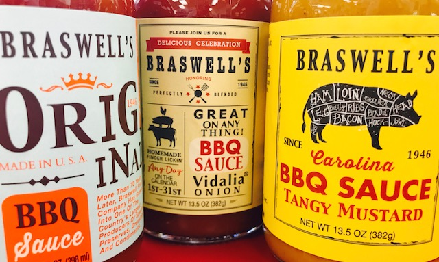 Braswell's BBQ Sauce