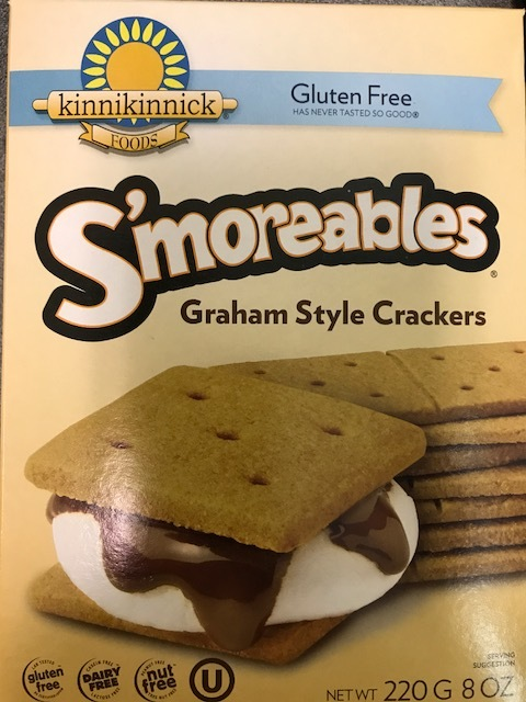Gluten Free S'moreables