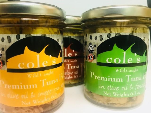 Cole's Tuna