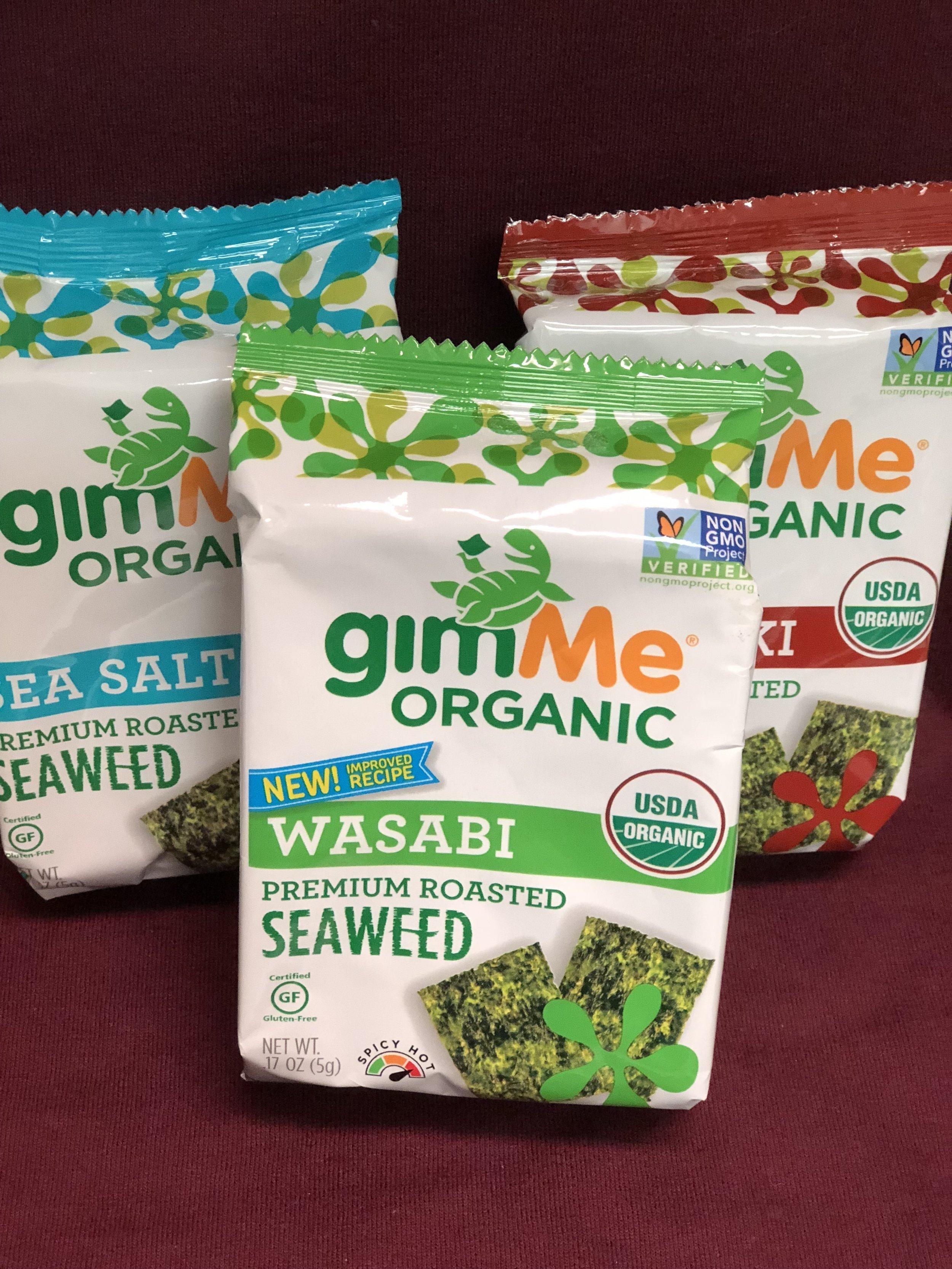 Gimme Seaweed Snacks