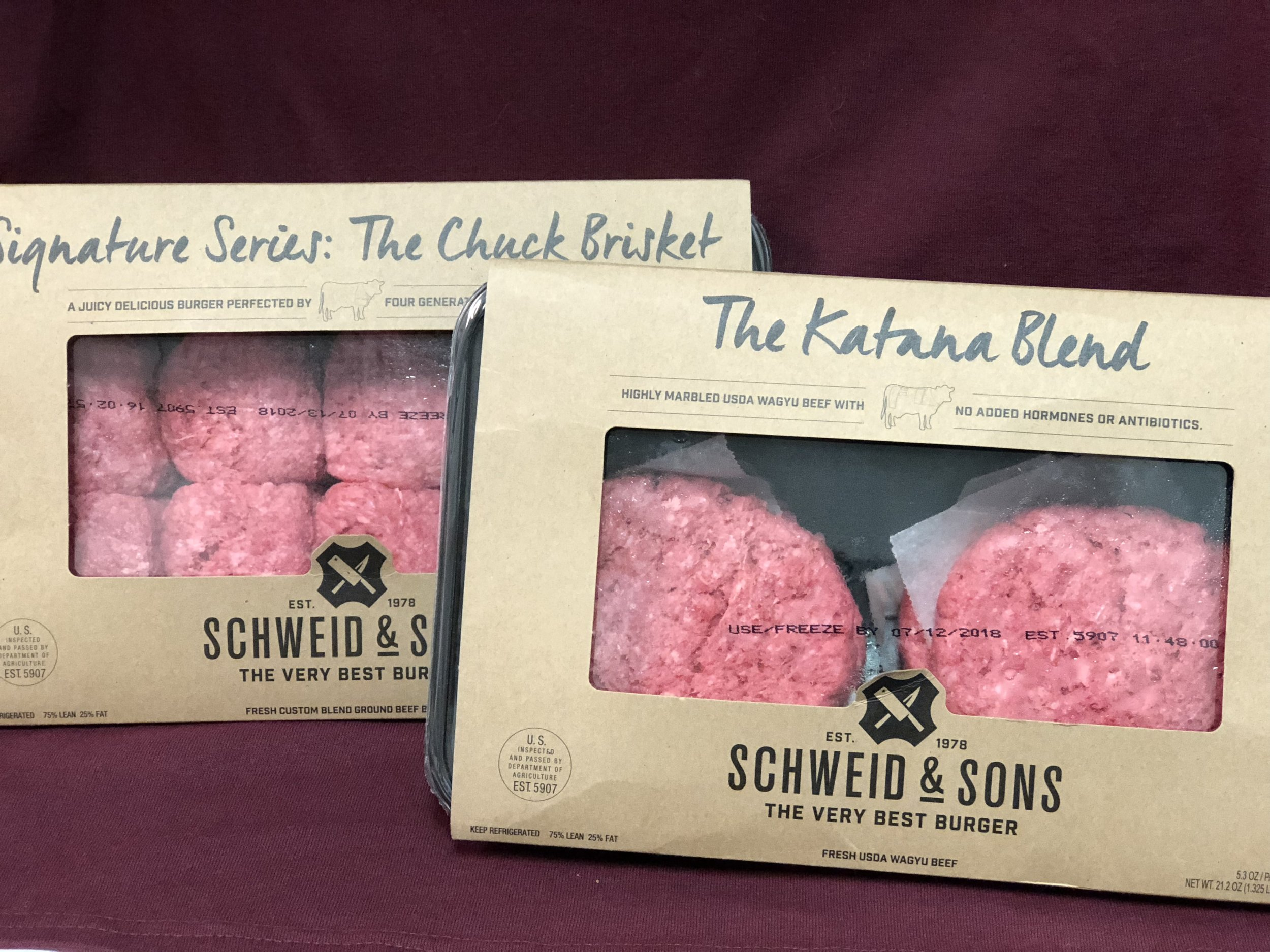 Schweid & Sons Patties
