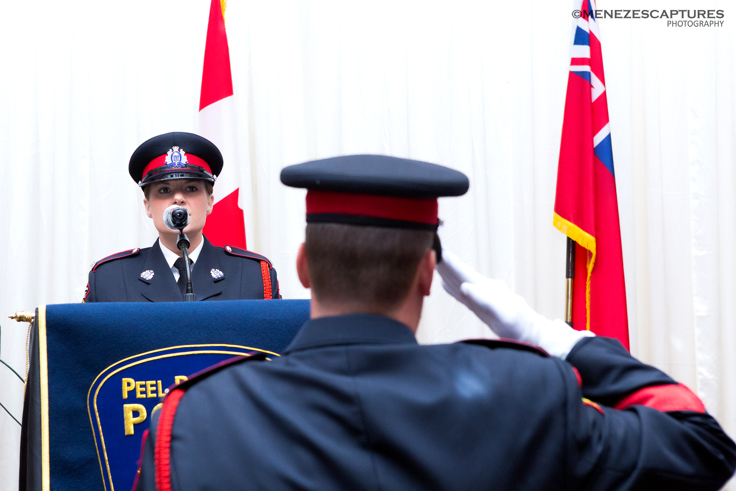 Peel Police Fundraiser (2016)