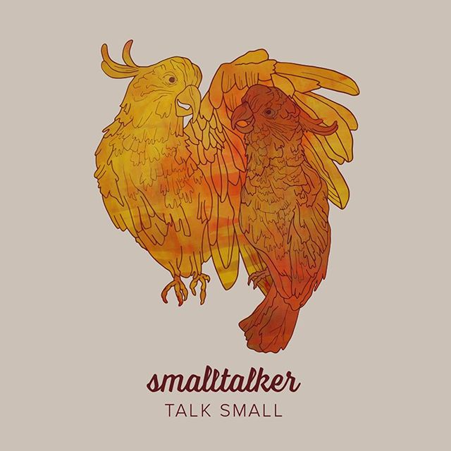 Incase anyone was wondering, we released a new EP today. No biggie... Except it IS a biggie! Psych! Talk Small is here folks! 4 new tracks from yours truly for your listening pleasure. Find it on all digital platforms.  If you're feeling like directly contributing to us making more records please use the Lincoln Bio to purchase on Bandcamp. Enjoy it, share it, talk small about it. Much love. #talksmall