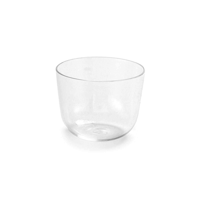 """lobmeyr alpha liqueur tumbler –sku 1335890 1.9""""dia x 1.5""""h  $60 each"""