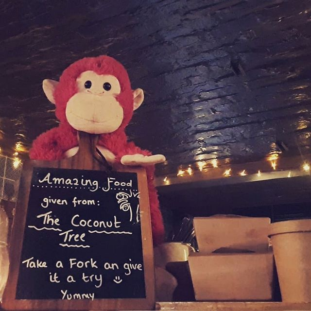 Thank you #coconuttreecardiff for serving our lovely guests a wonderful lunch on Friday!  You are for sure in our recommendations for places to eat in Cardiff!
