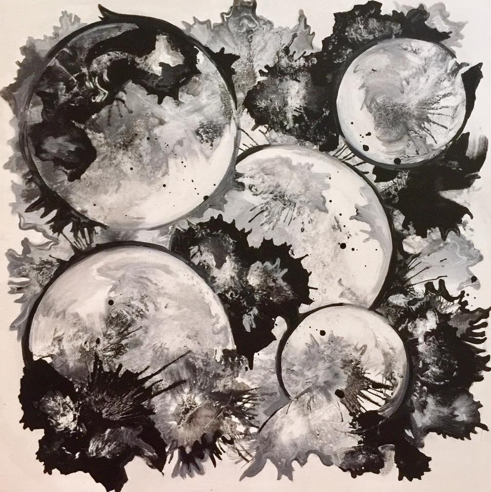 Moon Man 2'x 2'