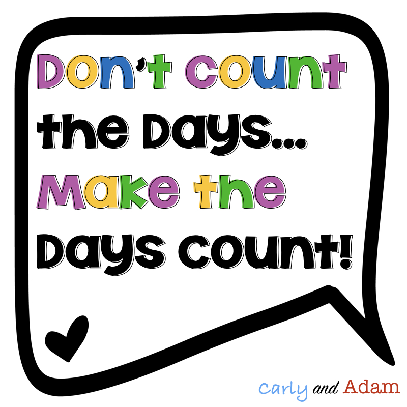 Make the Days Count Quote IMAGE.001.jpeg