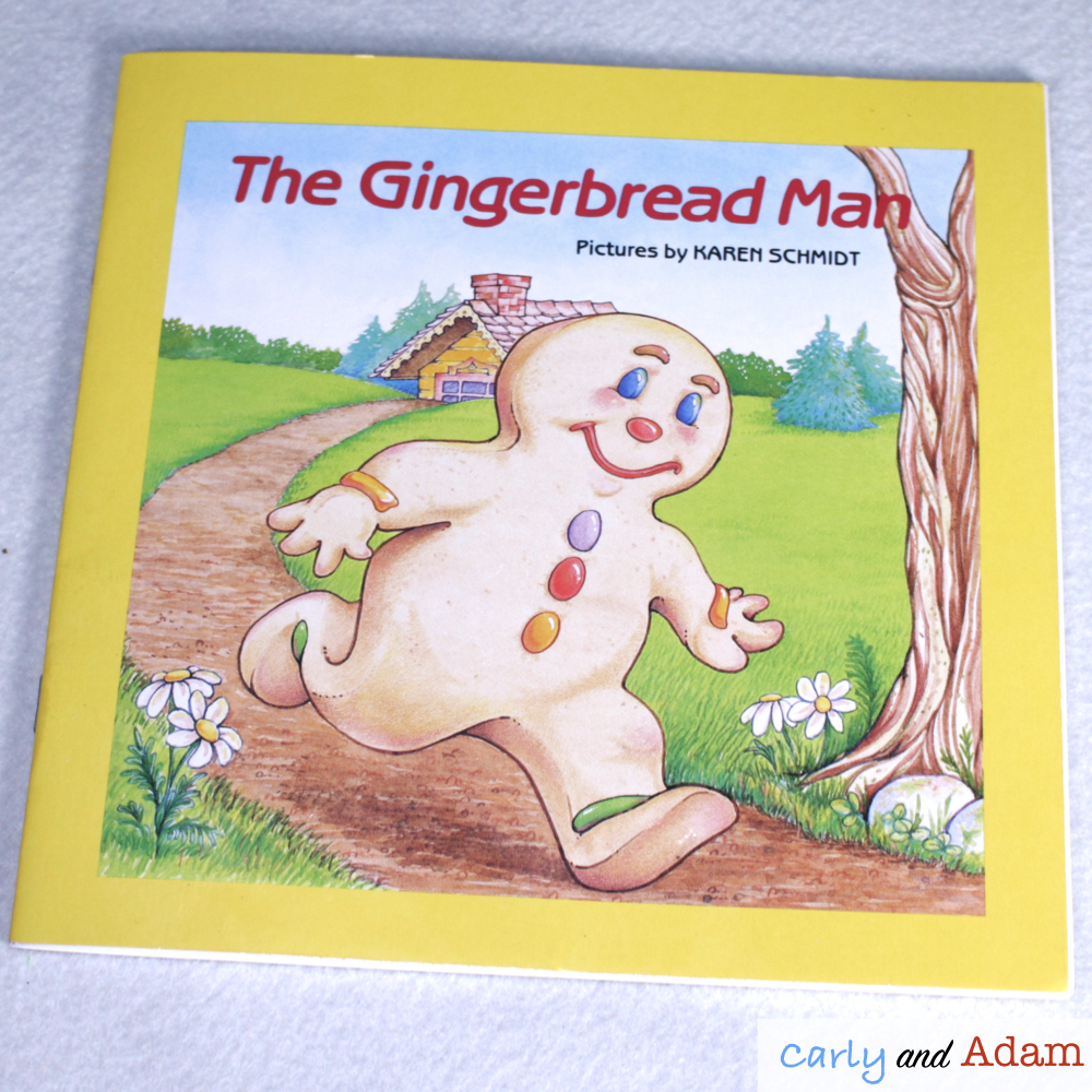 Disguise a Gingerbread STEAM Challenge