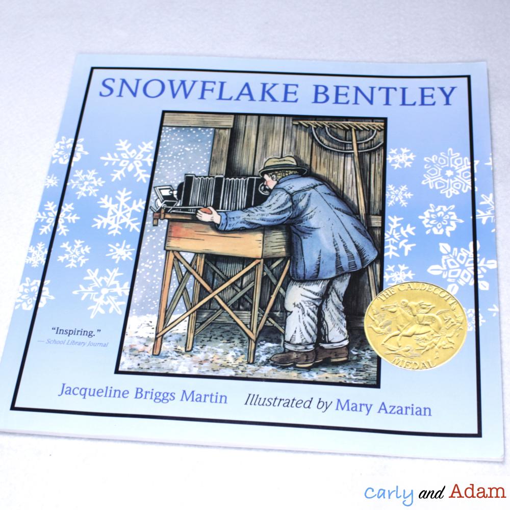 Snowflake Bentley STEM Challenge