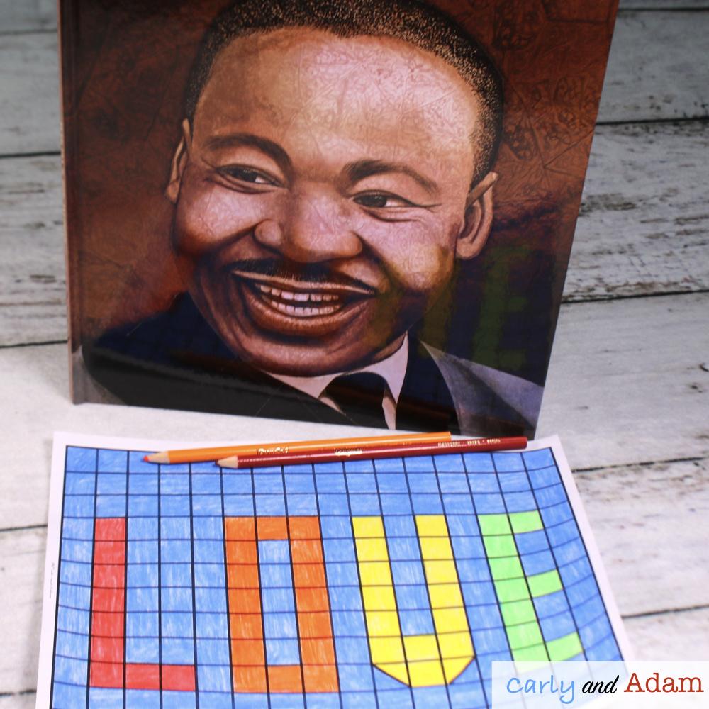 Martin Luther King Jr. STEM Challenge