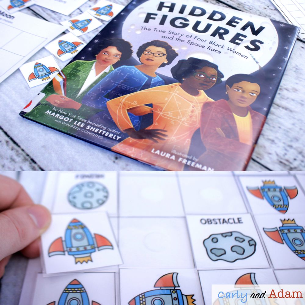 Hidden Figures STEM and Coding Activities