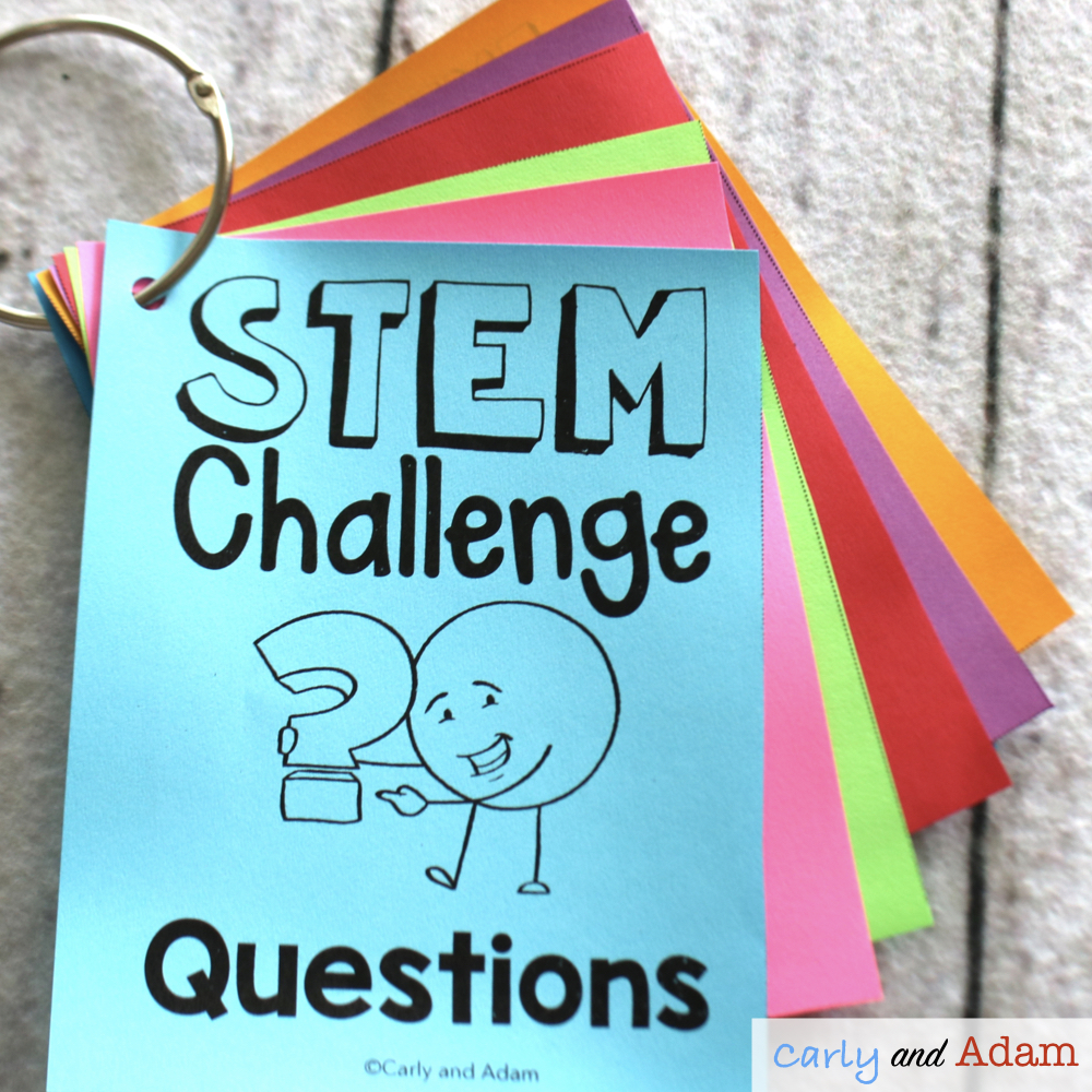 Questioning Strategies for STEM Challenges