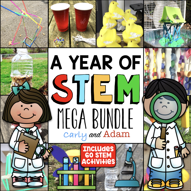 A Year of STEM Mega Bundle