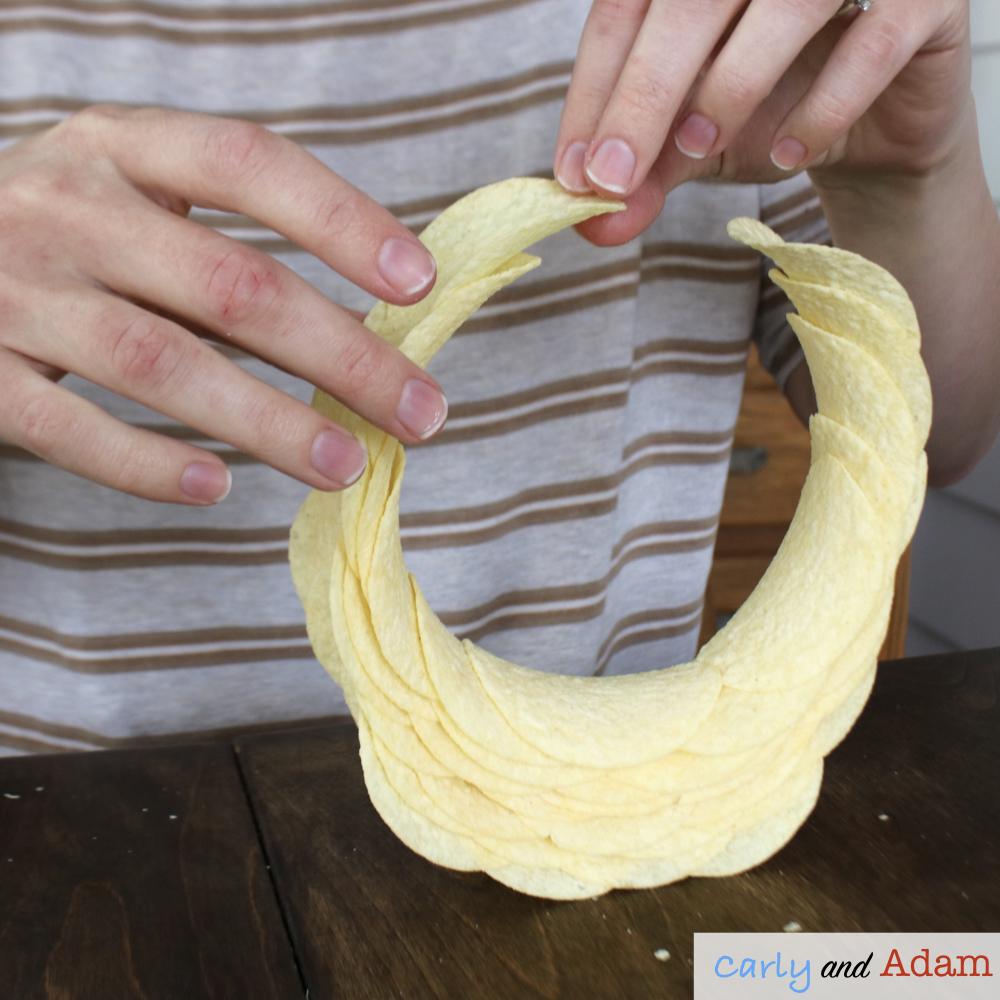 Pringles Ring STEM Challenge (Pringles Ringle)