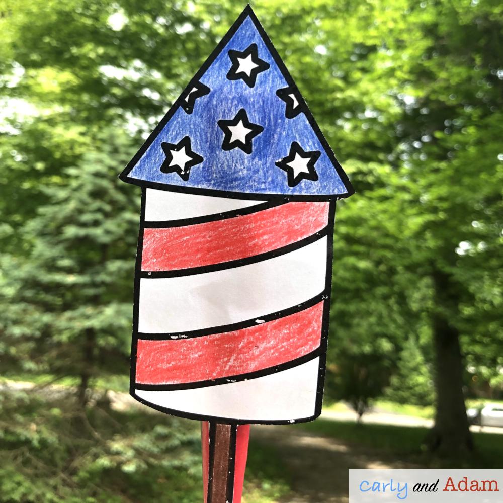 Fourth of July STEM Challenge