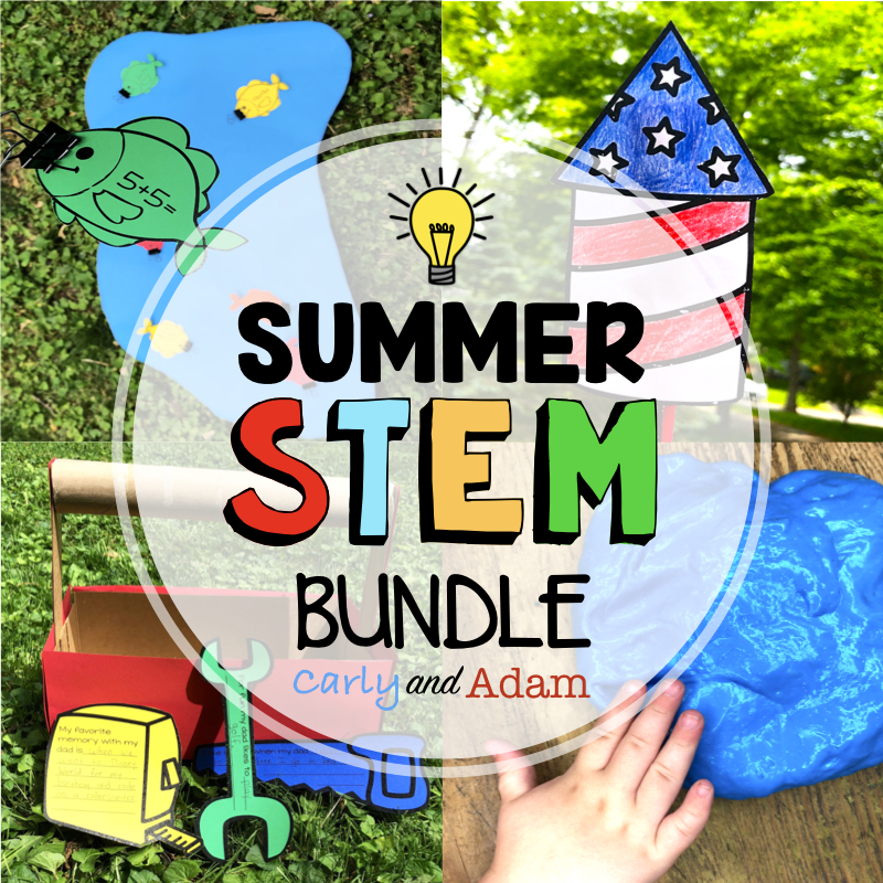 Summer STEM Challenges