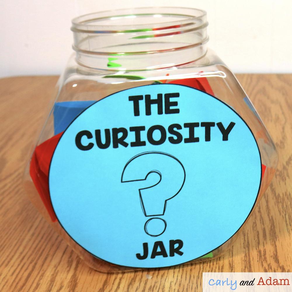 The Curiosity Jar