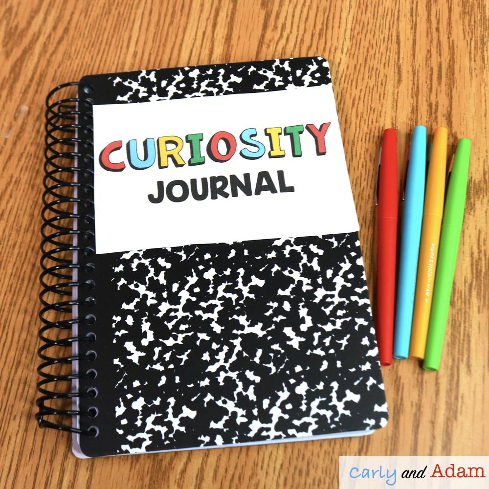 Curiosity Journal