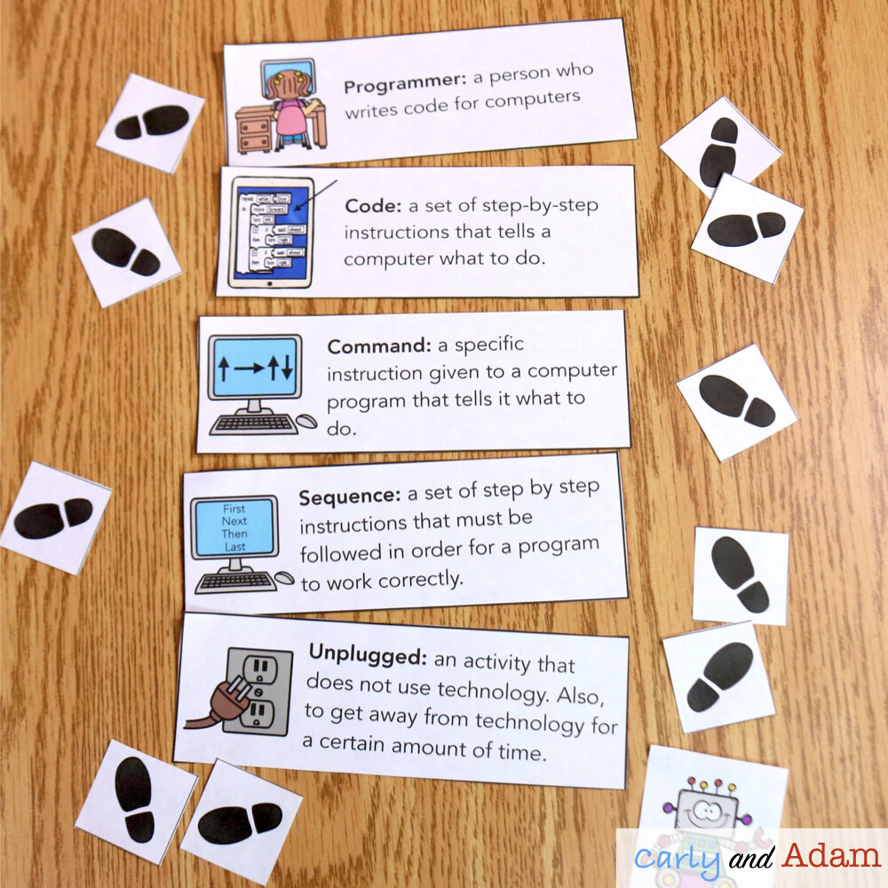 Unplugged Coding Activities