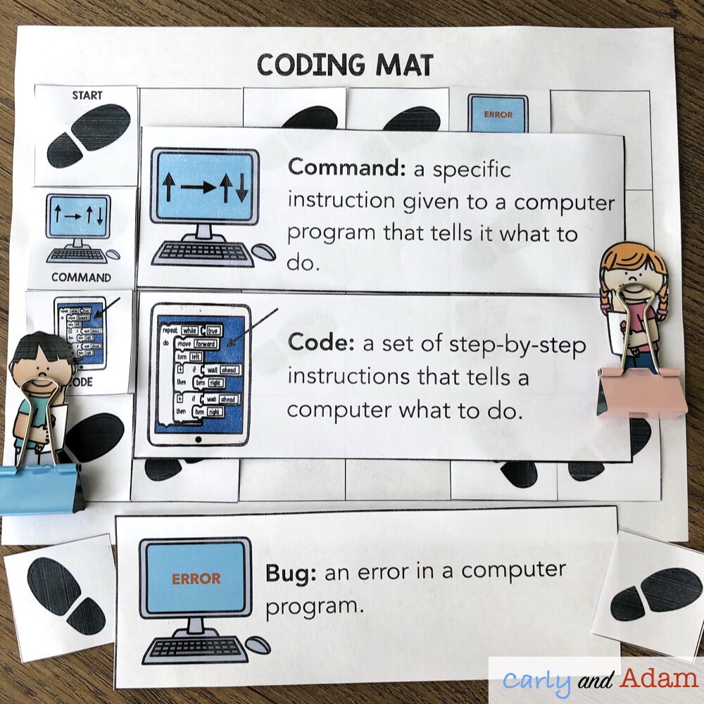 Intro to Unplugged Coding