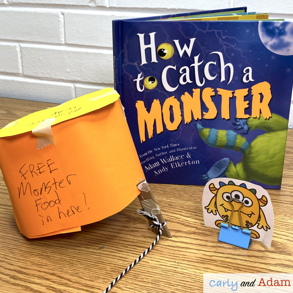 How to Catch a Monster (Monster Trap STEM Challenge)