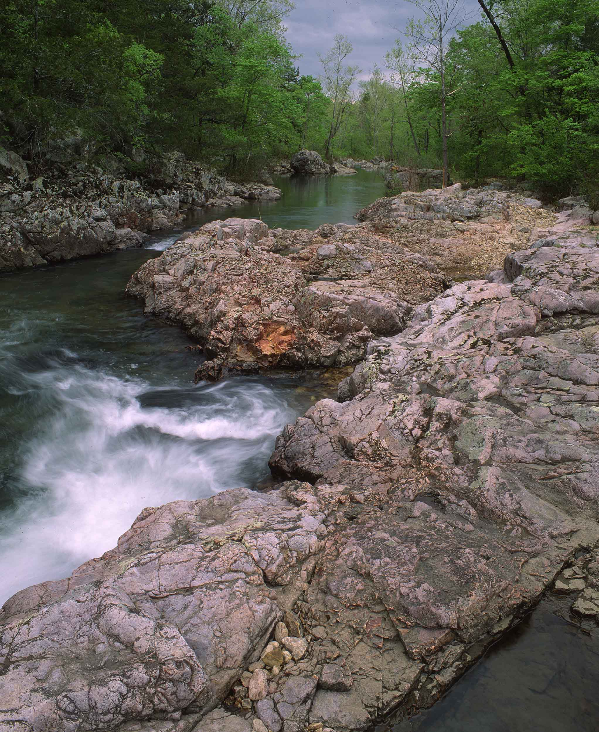 Rocky Creek Shut-Ins