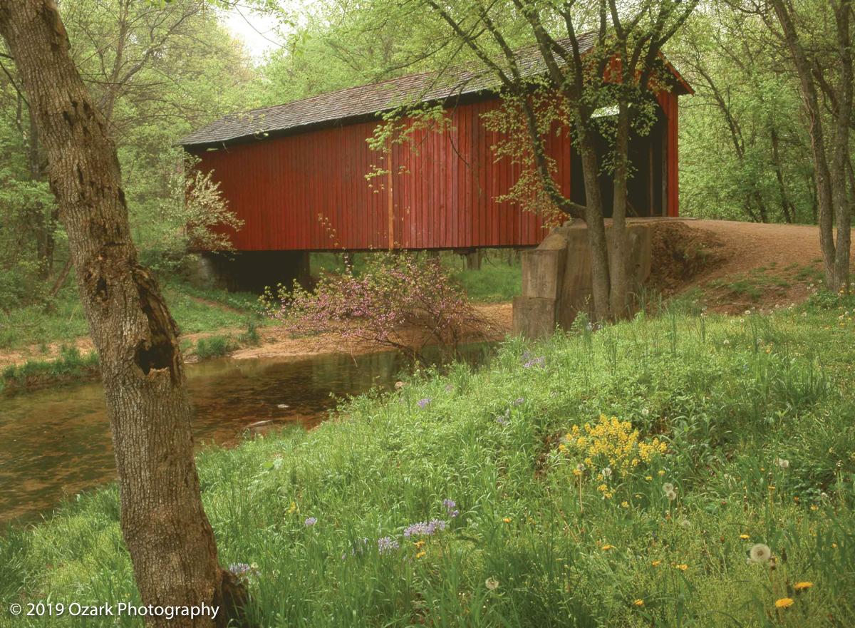 sandy creek covered bridge spring.jpg