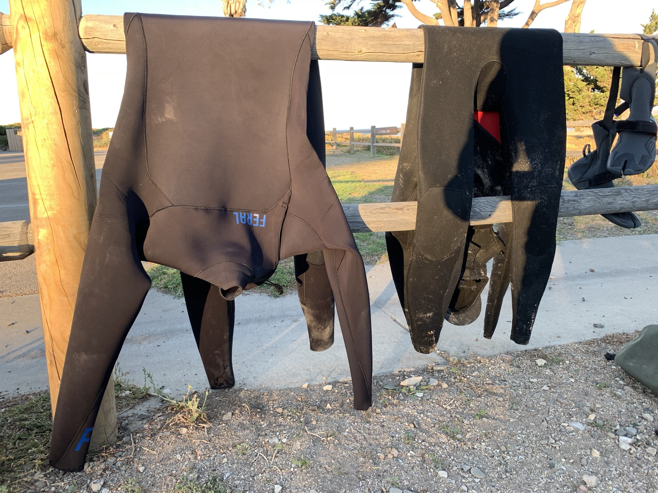Feral Wetsuits - Surf Only Wetsuit pick for 2018 - 2019