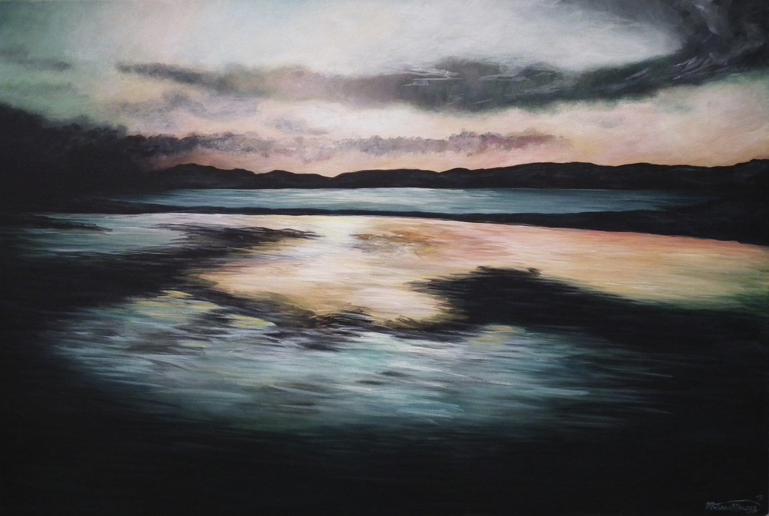2012_Sunset River.jpg