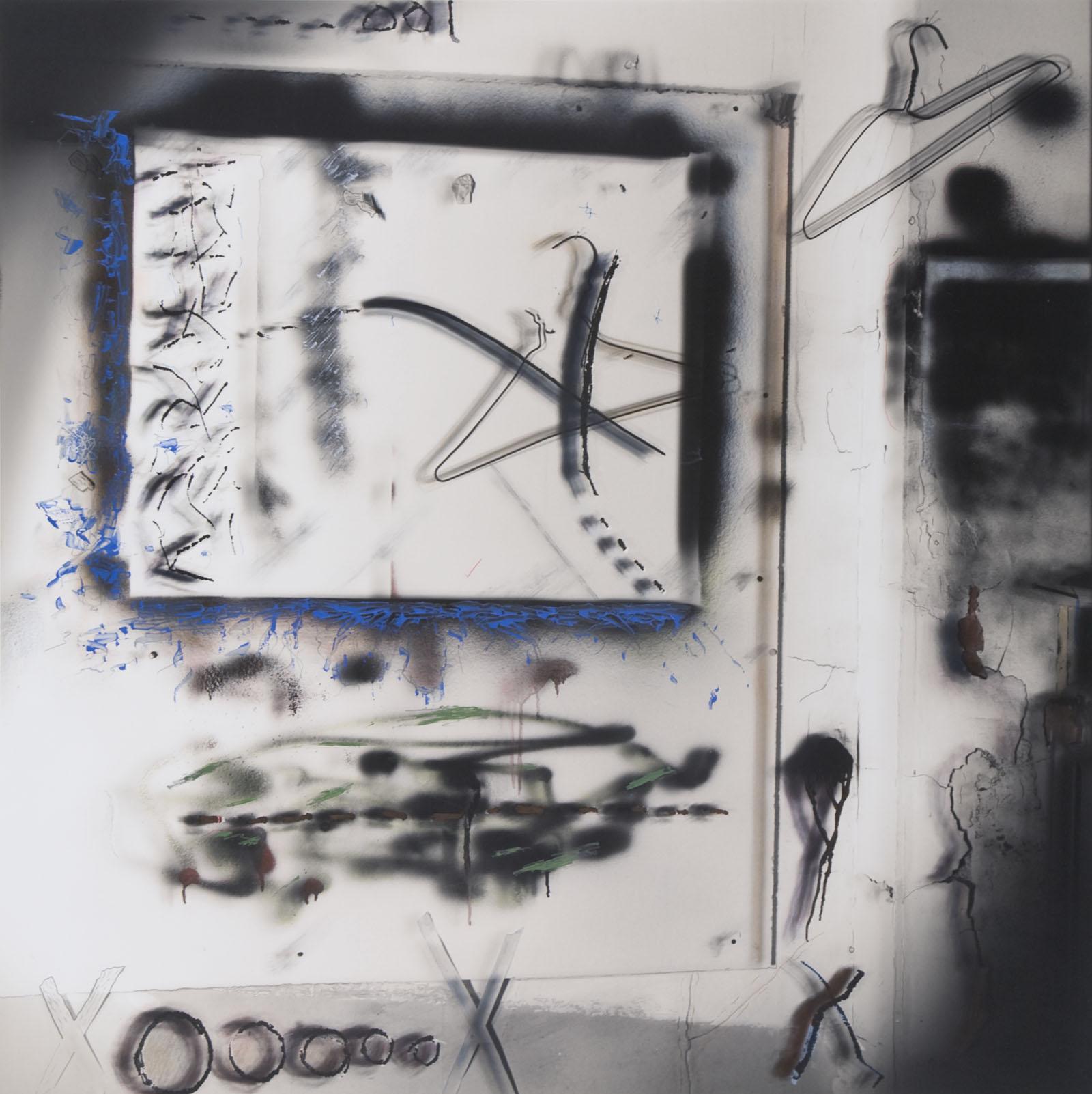 """""""Wall Complex #2"""", 1979, 18""""x18"""""""