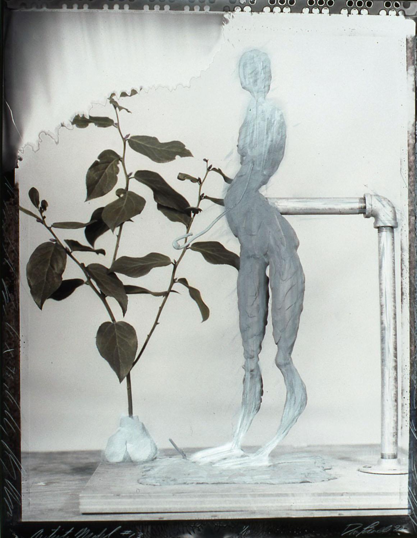 """Artists Model #13"", 1988, 16x20"