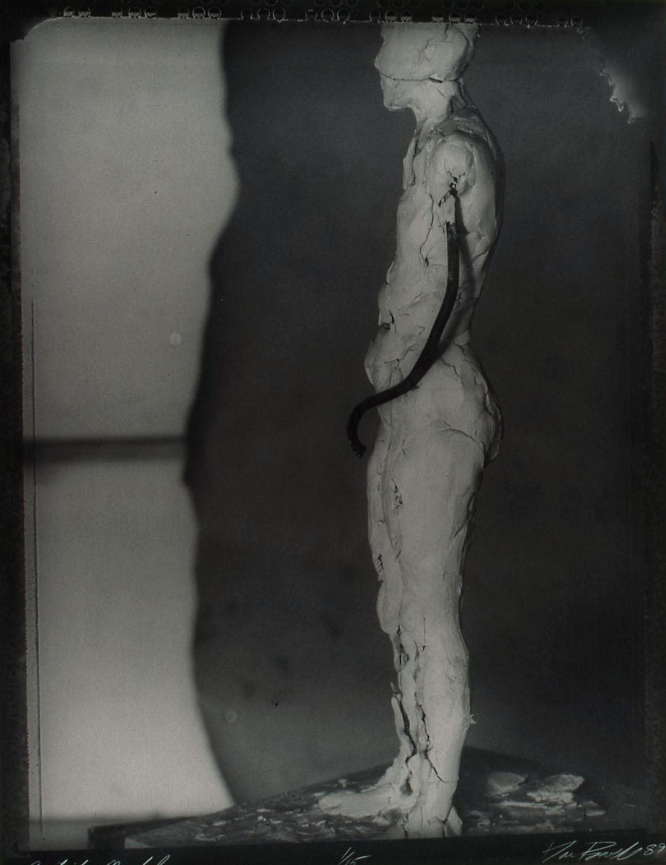 """Artists Model #5"", 1988, 16x20"""