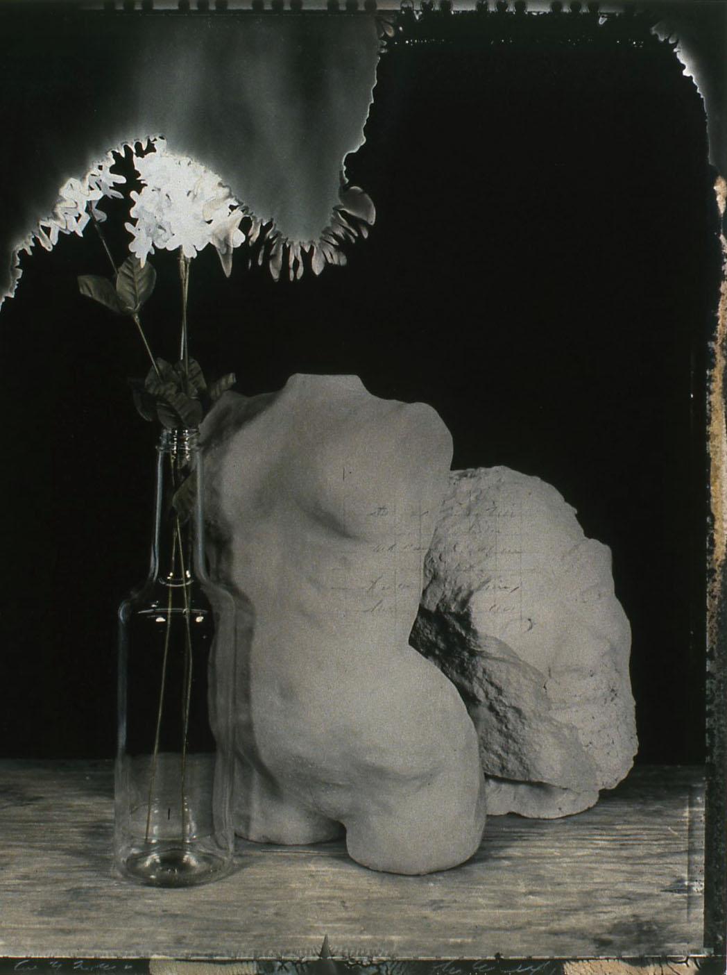 """Artists Model #16"", 1990, 16x20"""