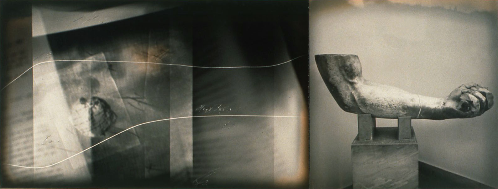 """""""The Keeping of Record #11"""", 1998, 10x24"""""""