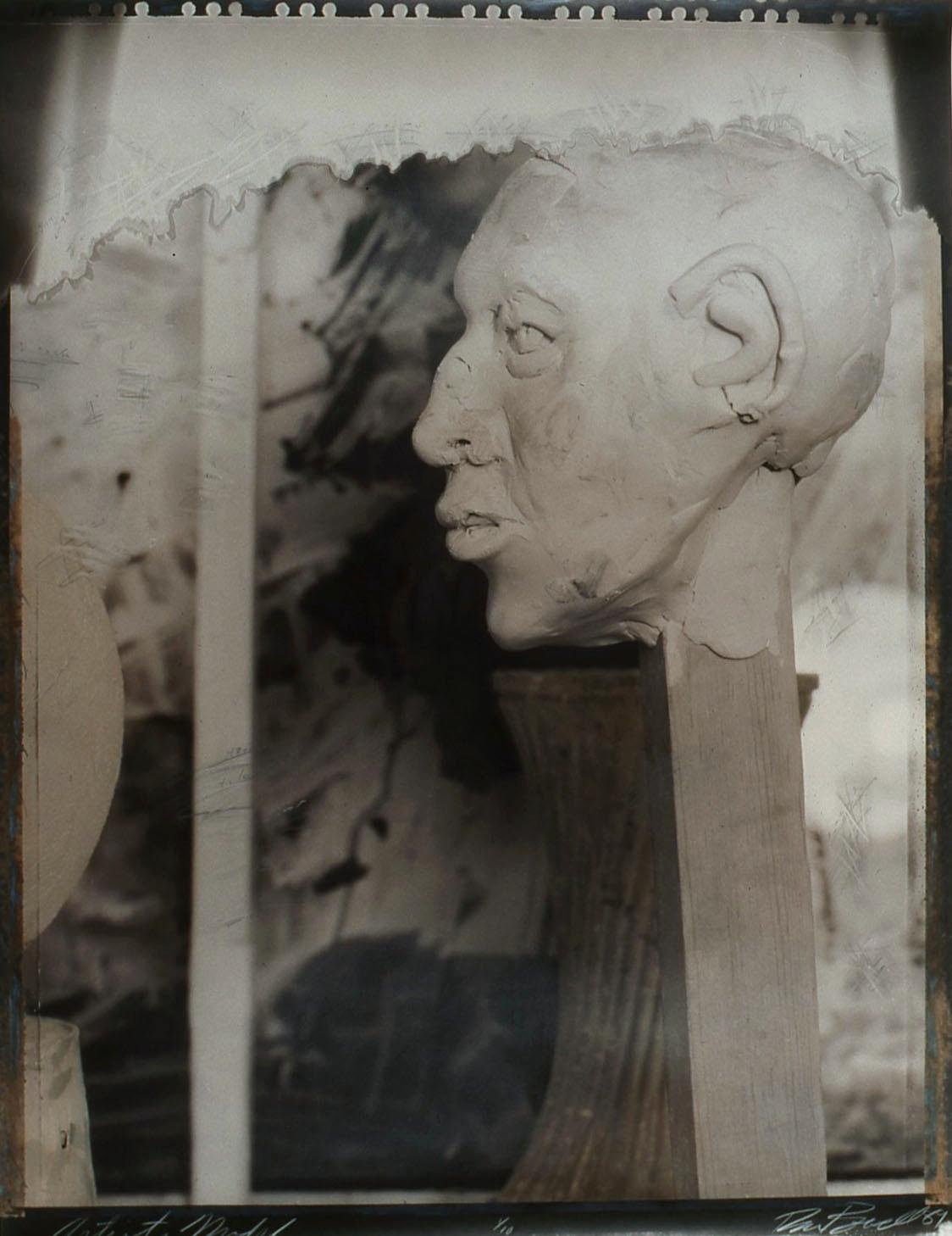 """Artists Model #8"", 1988, 16x20"""