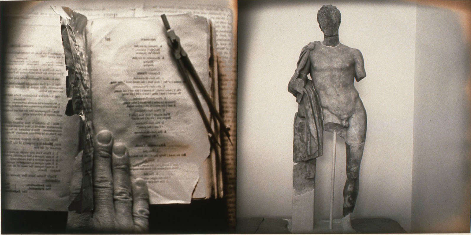 """""""The Keeping of Record #"""", 2000, 10x20"""""""